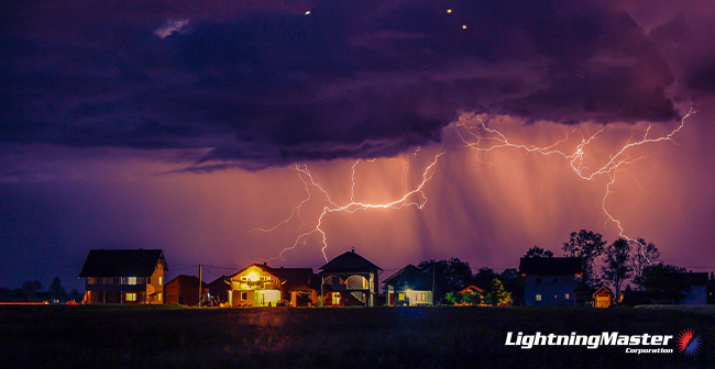 Determining the Distance Between Lightning and Thunder